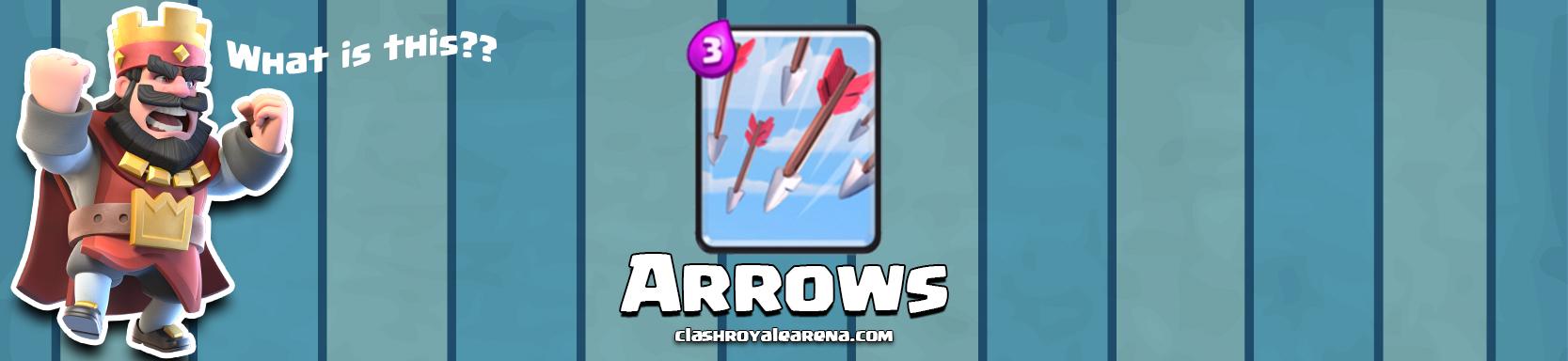 Arrows Clash Royale
