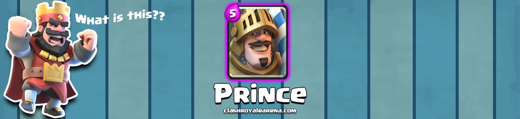 Prince Clash Royale