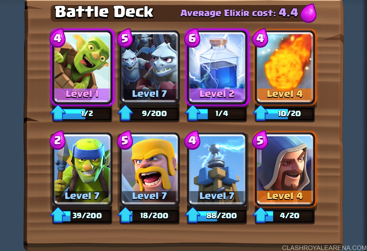 Battle Deck