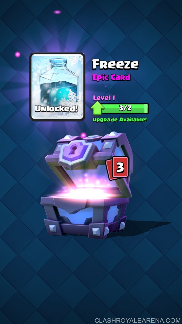 Opening Super Magical Chest Clash Royale 5 Clash Royal Arena
