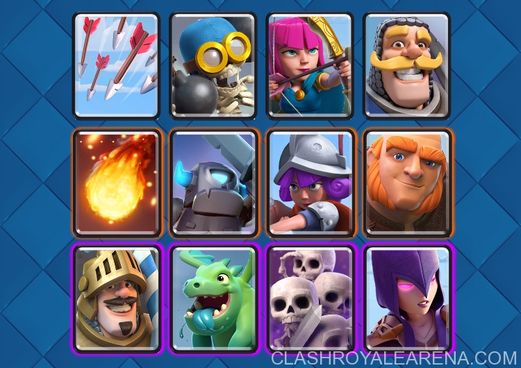 How To Play And Counter Every Card In Clash Royale Clash