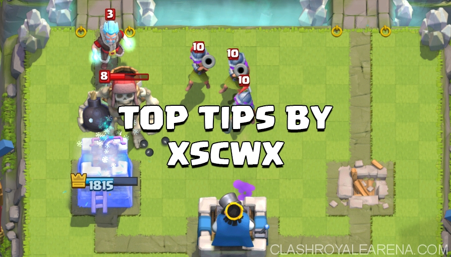 Clash Royale Tips