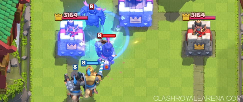 Control Deck in Clash ROyale