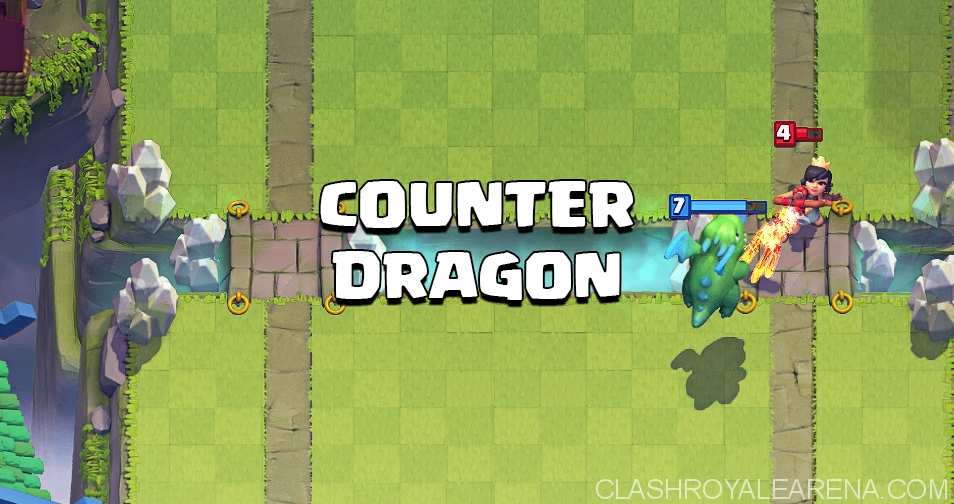 Best Ways to Counter Baby Dragon