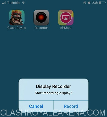 display-recorder