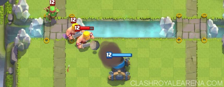 Clash Royale Mortar Deck