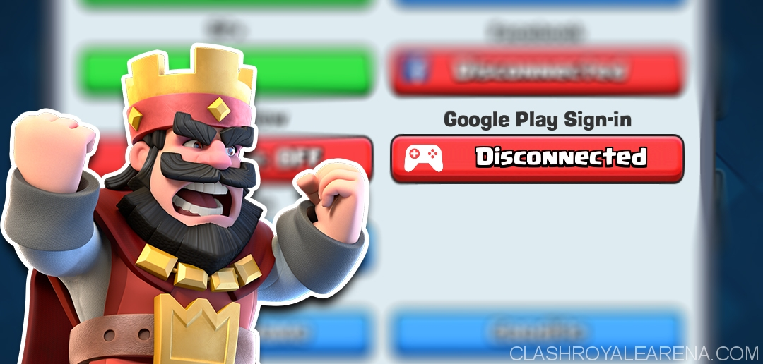 Google Play Clash Royale