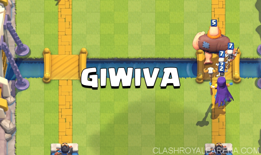 Clash royale arena 7 deck giwiva clash royale guides for Deck pekka arene 7