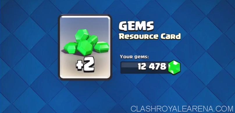 clash royal free gems