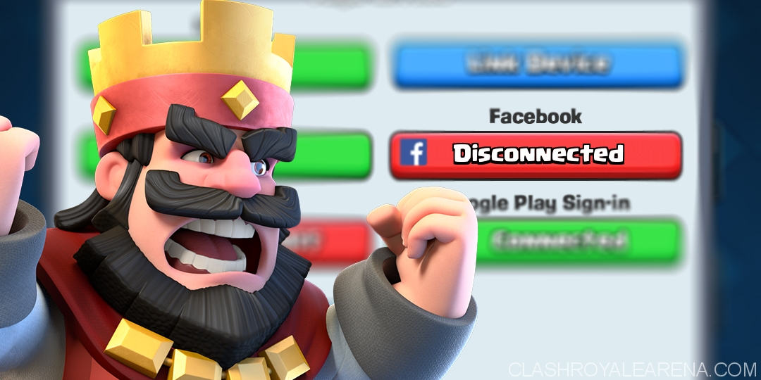 Clash Royale Facebook