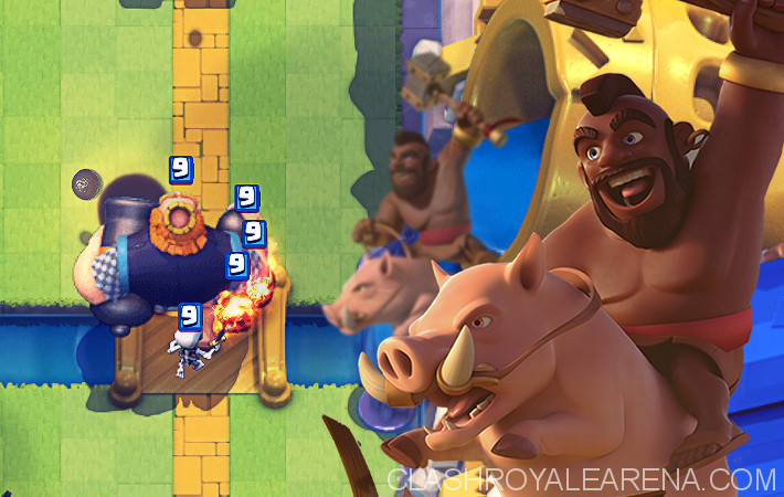 Hog Royal Giant