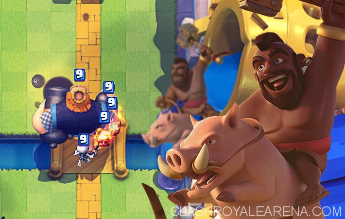 Hog Royal Giant