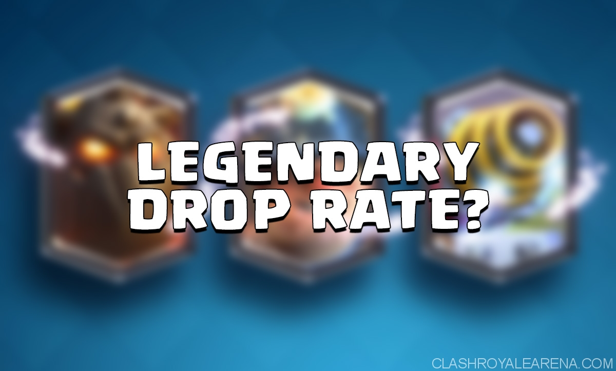 Legendary Drop Rate