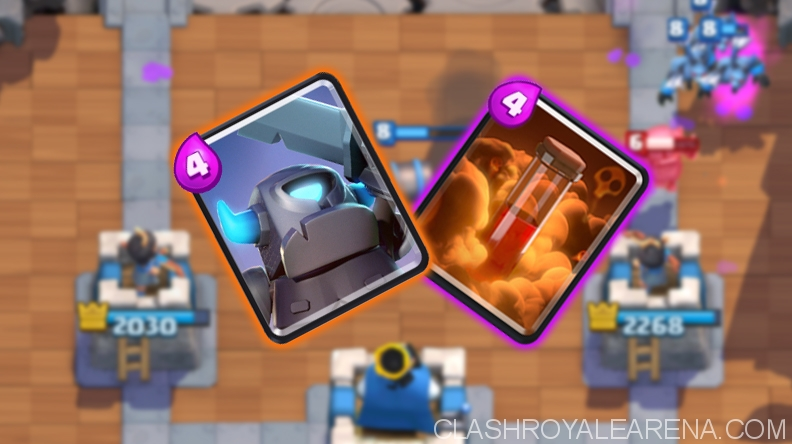 Clash Royale Arena 6 Deck
