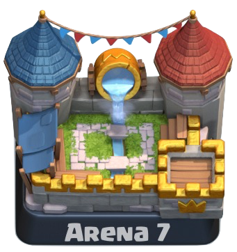 How to play and counter every card clash royale guides for Clash royal deck arene 7
