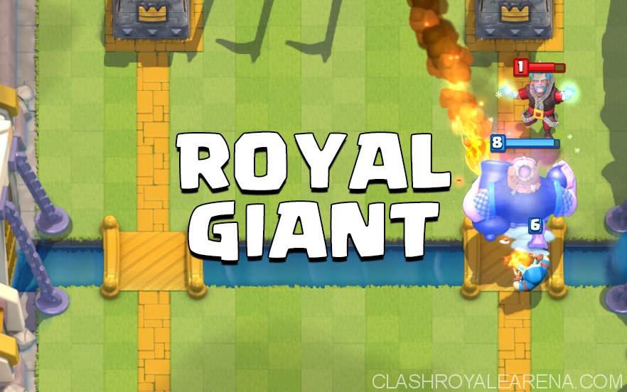Royal Giant Deck for Clash Royale