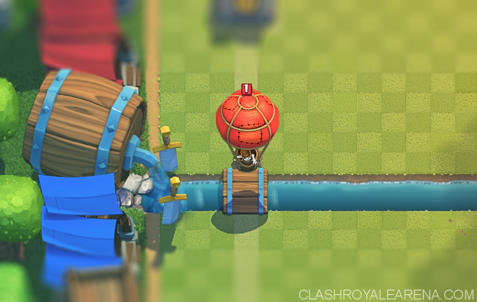 Clash Royale Balloon