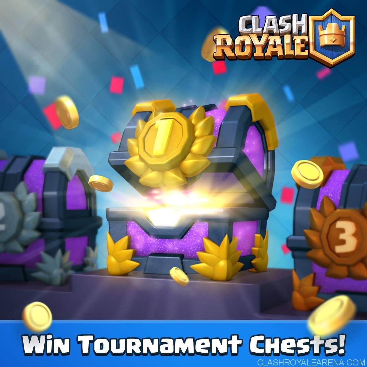 Clash Royale Tournaments Feature | Clash Royale Guides