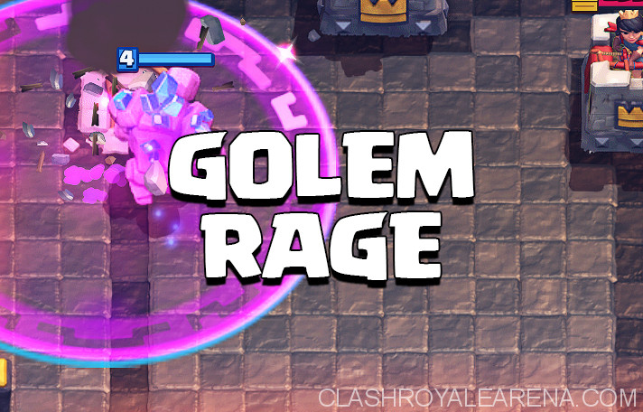 Golem Lumberjack Beatdown Deck which I had at 4k Club