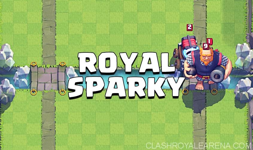 Royal Sparky Deck