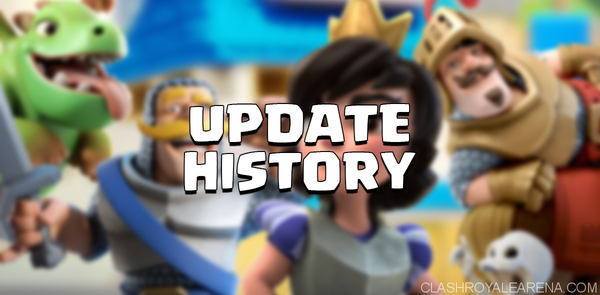 Clash Royale Update