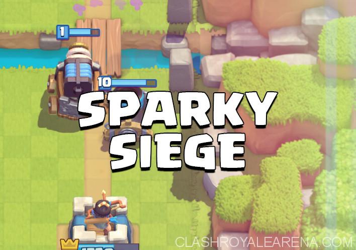 Best Sparky Siege Decks