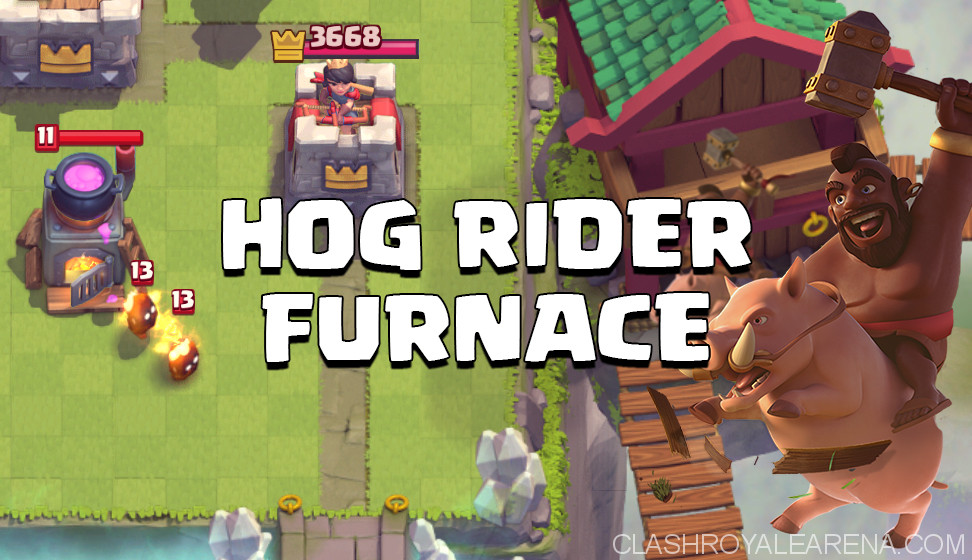 Hog Furnace Deck