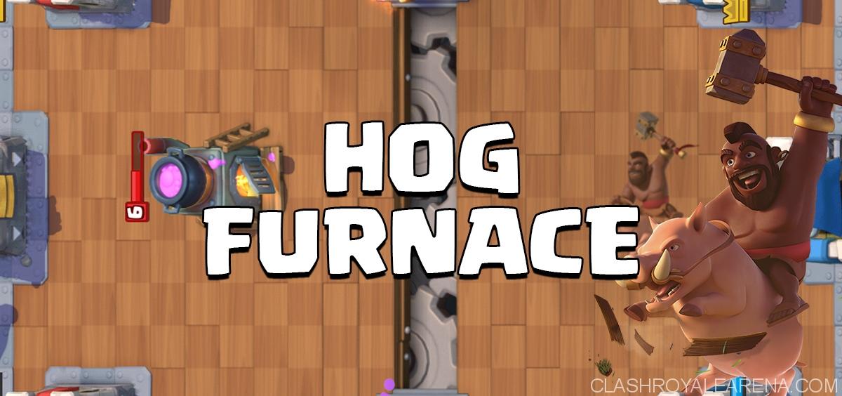 Hog Furnace Deck
