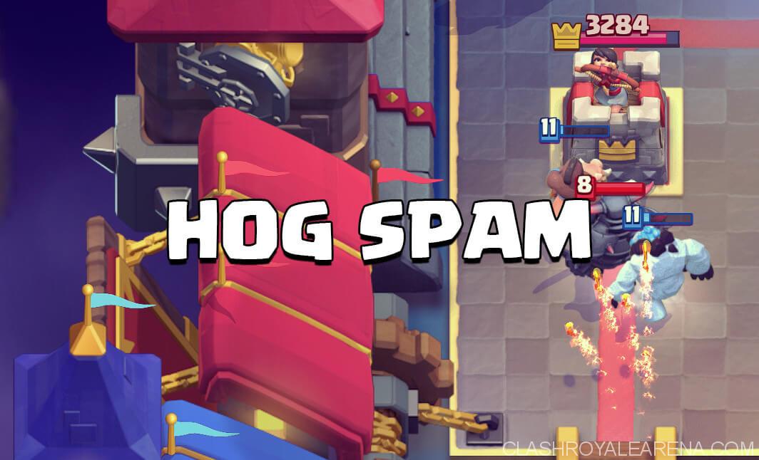 hog spam