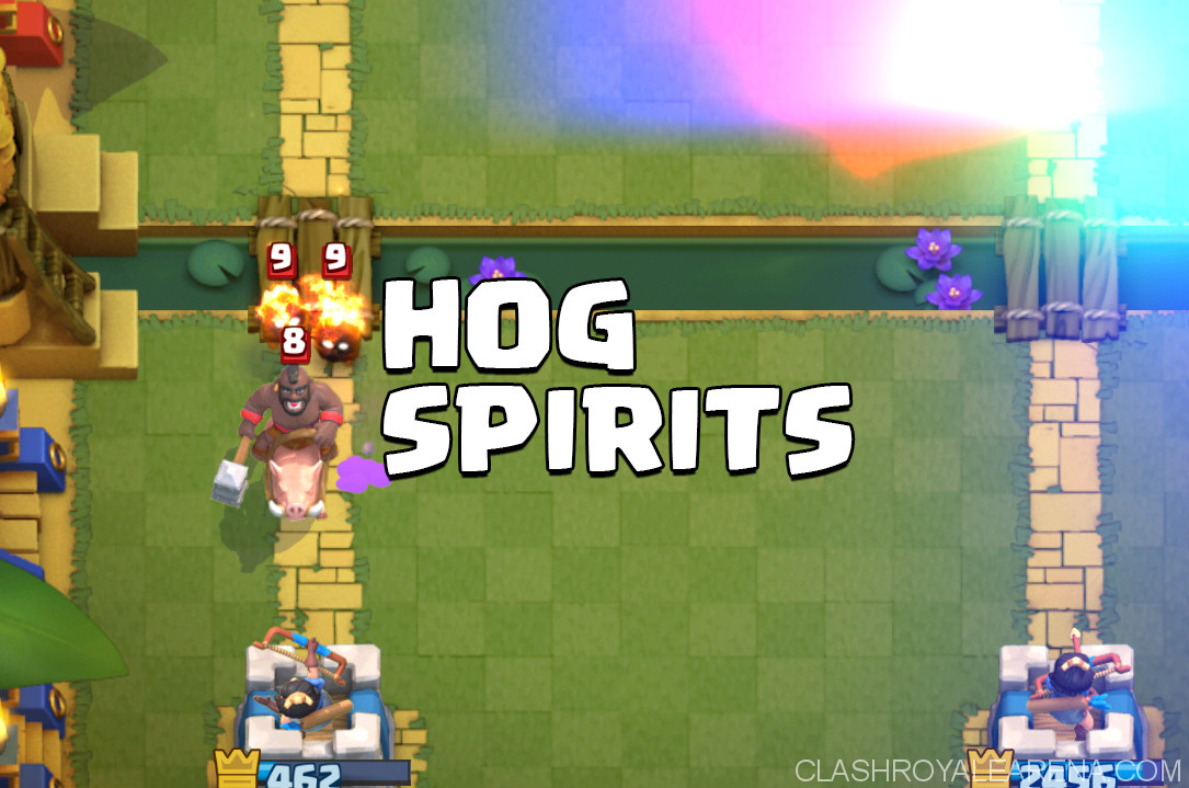 Hog Spirits Deck