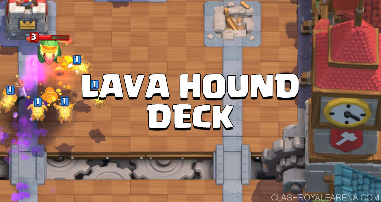 Lava Hound Deck