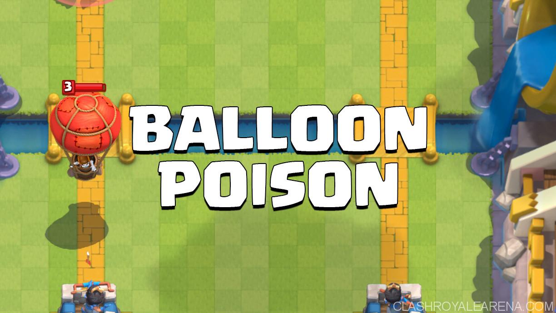Balloon Poison Deck