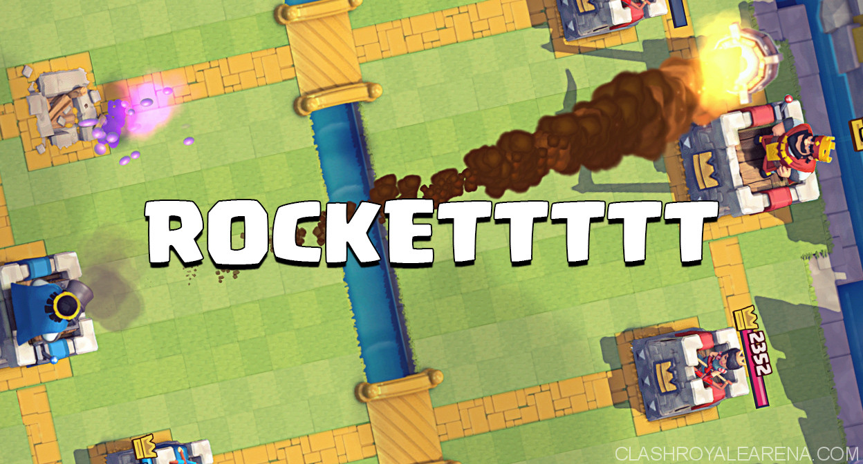 insane hog rocket deck