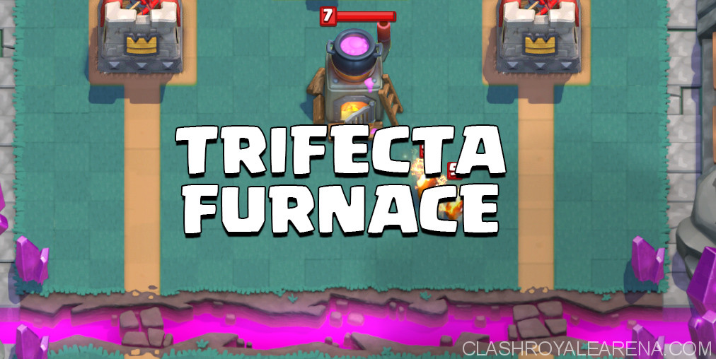 Trifecta Furnace Deck