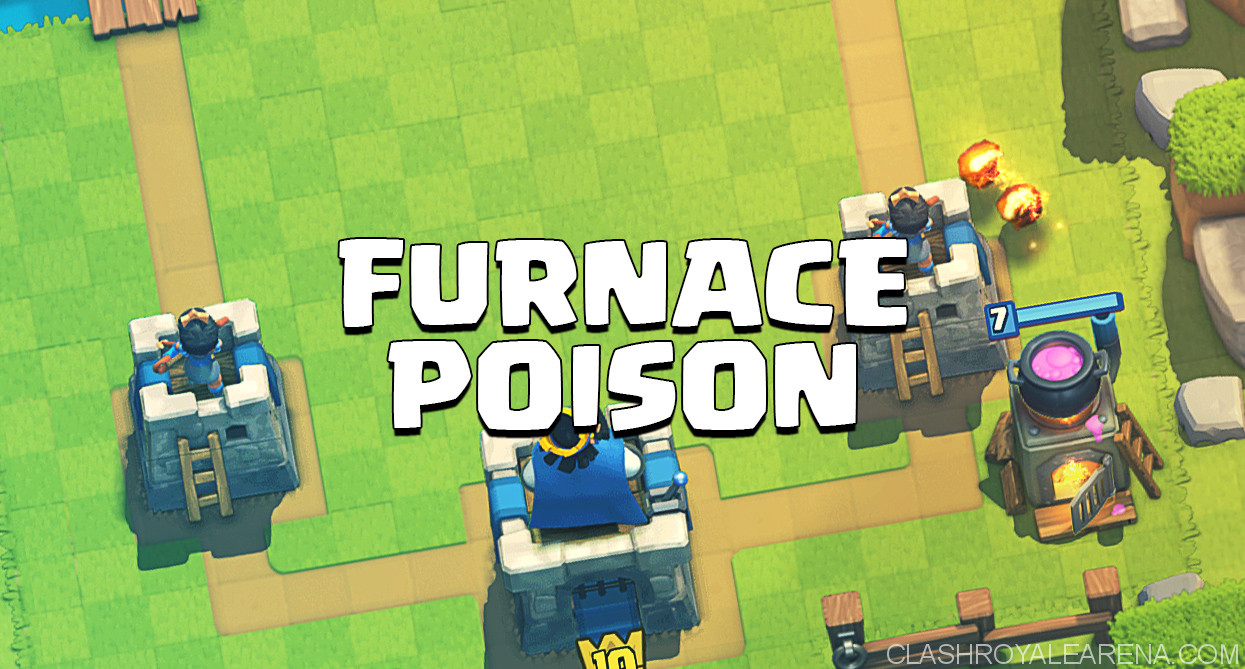 Furnace Poison Deck
