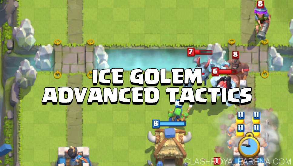 Ice Golem Clash Royale