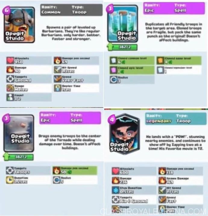 Clash Royale November Update Recap - Hidden Updates Inside ...
