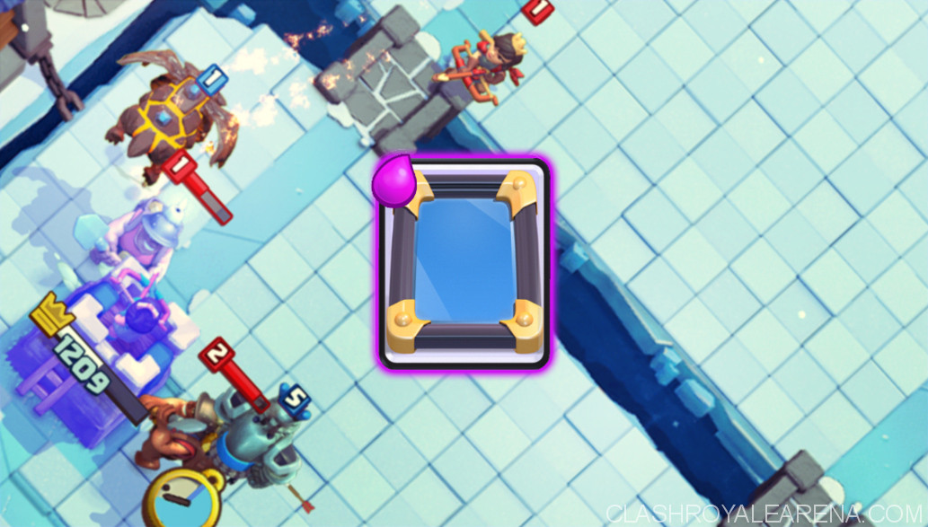 Clash Royale Mirror