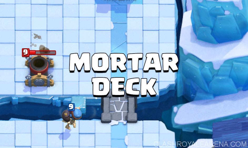 Mortar Deck