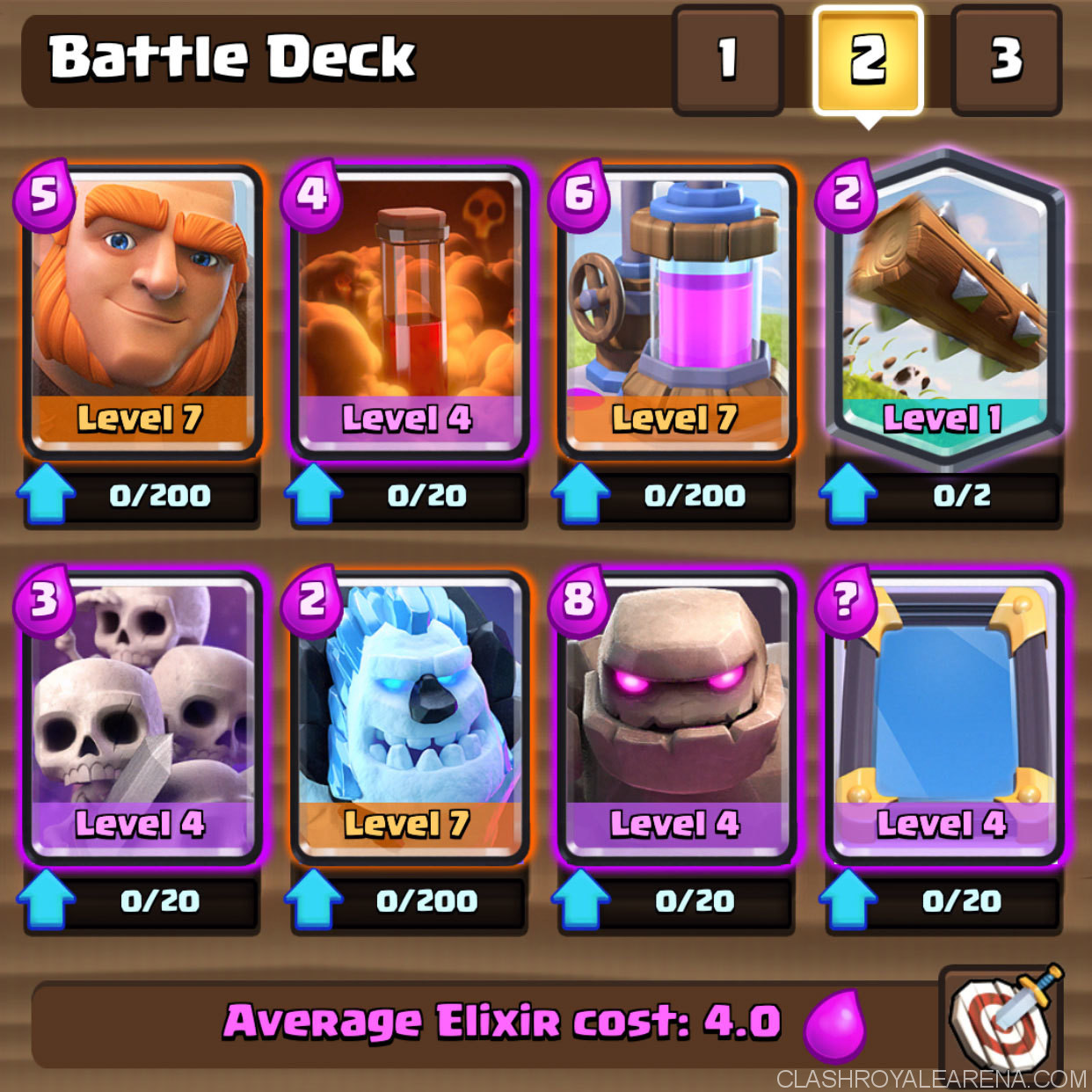 Clash Royale October Balance Change Update