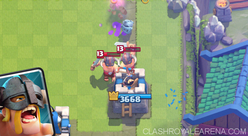 Best Elite Barbarians Deck