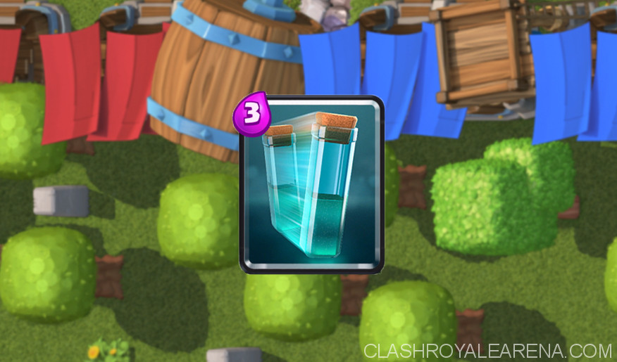 Clash Royale Clone Spell
