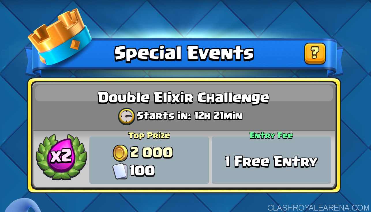 Double Elixir Challenge