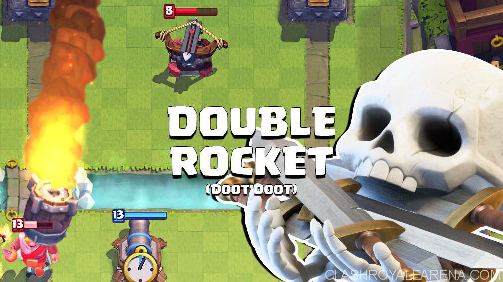 Double Rocket Siege Deck