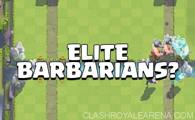 Elite Barbarians