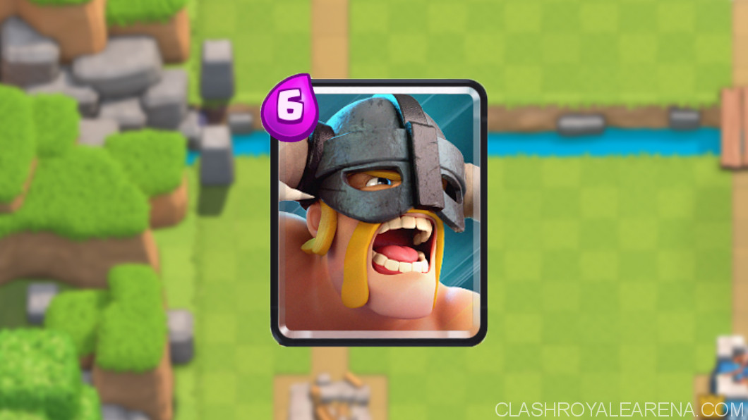 Clash Royale Elite Barbarians