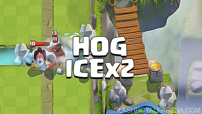 Hog Dual Ice