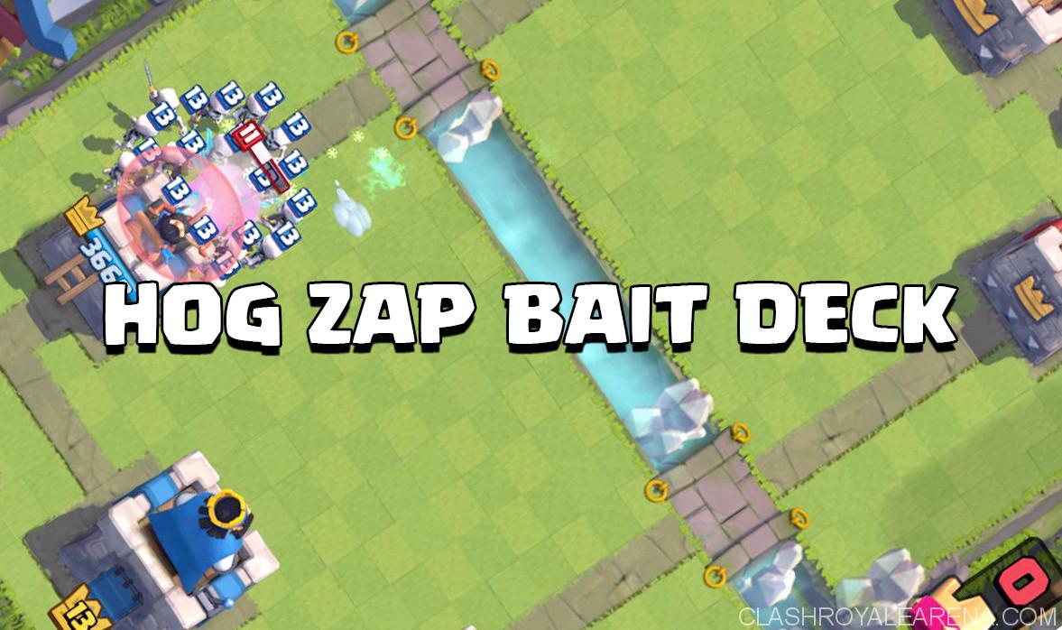 Hog Zap Bait Deck