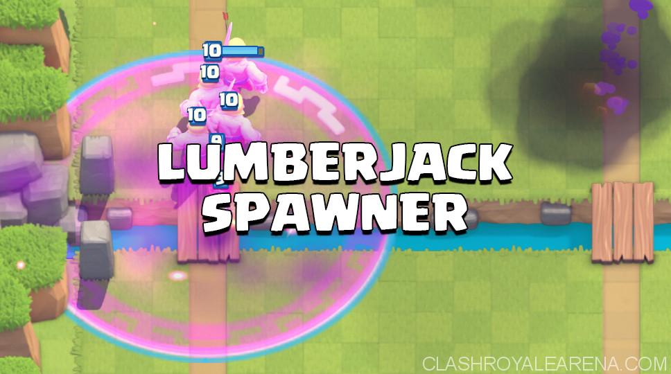 Lumberjack Spawner Deck