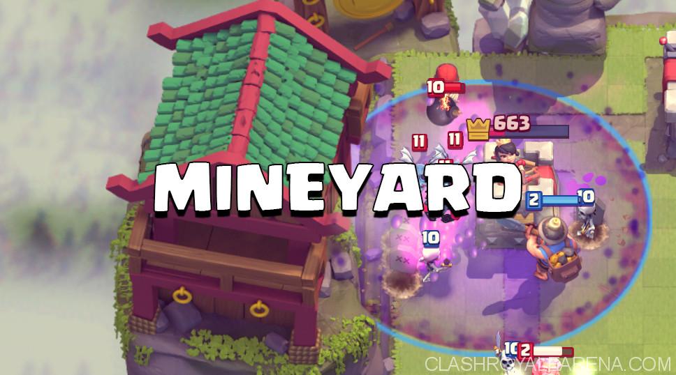 Miner Graveyard Rocket Deck